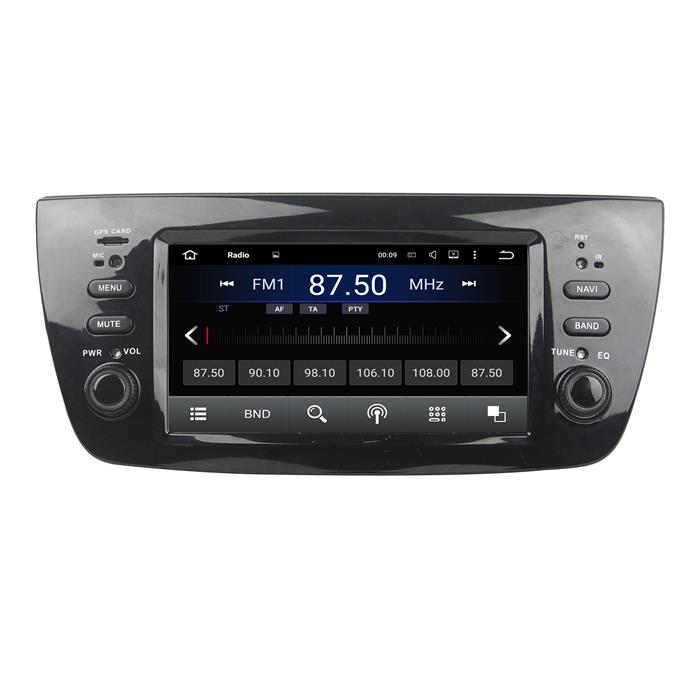 Car Multimedia Player for FIAT DOBLO
