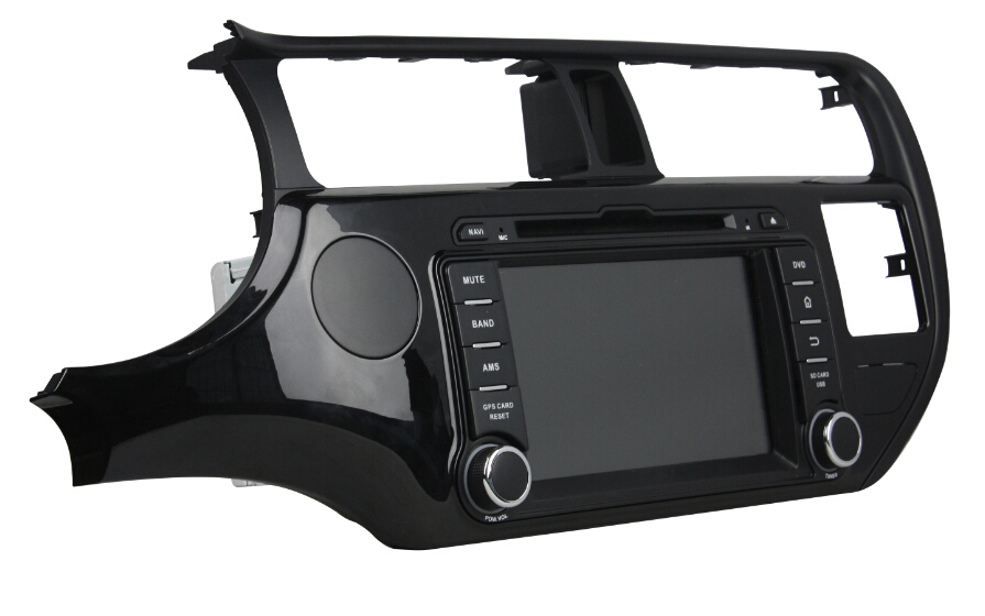 7.1 system car dvd player for KIA K3