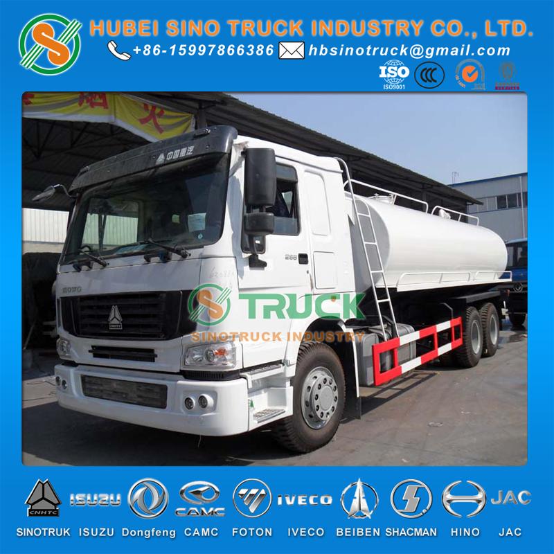 HOWO 20cbm Water Tanker