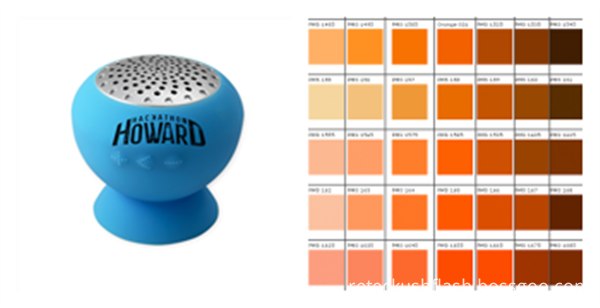 bluetooth speaker Imprint
