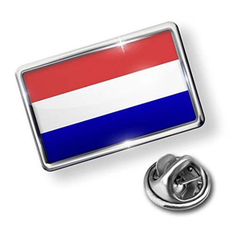 Flag Lapel Badge