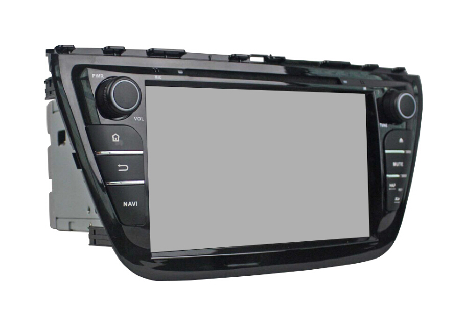 Suzuki SX4 for 8 inch android car dvd player