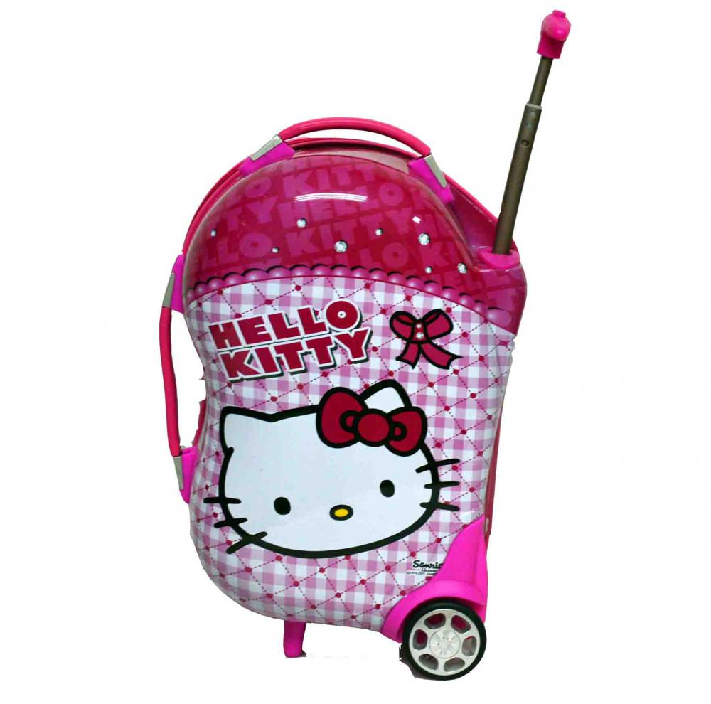 Hello Kitty Carton Trolley