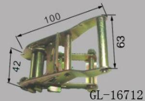 Adjustable Mild Steel Material Ratchet Buckle for Truck
