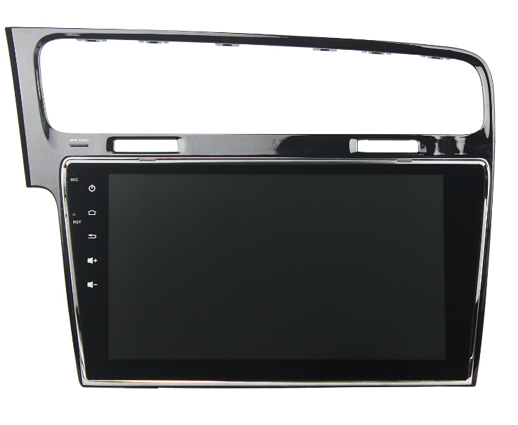 10.1 inch Deckless Android Car DVD For VW Golf7