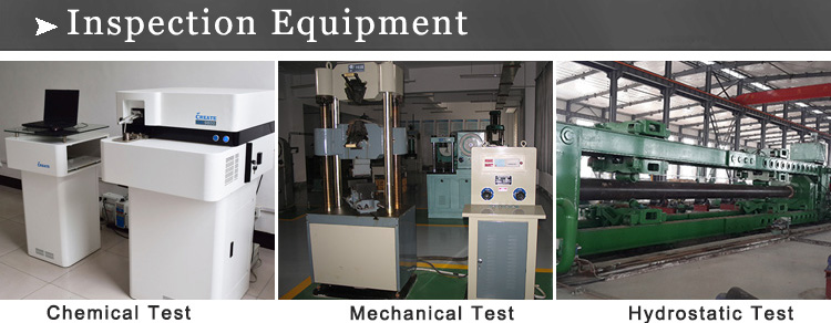 Line Pipe Inspection Equipment