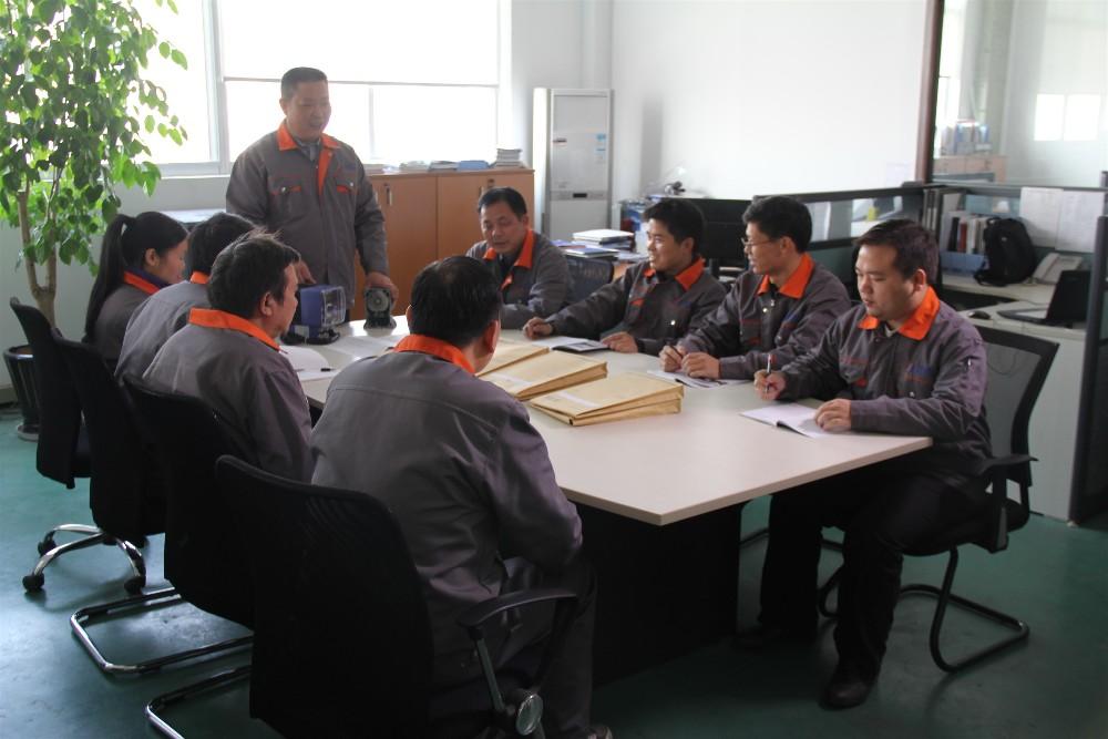 Dosing pump technology meeting