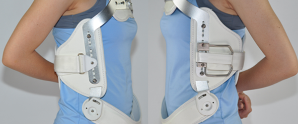 hyperextention brace detail