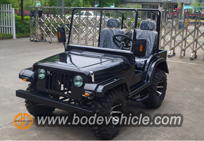 adult willys jeep