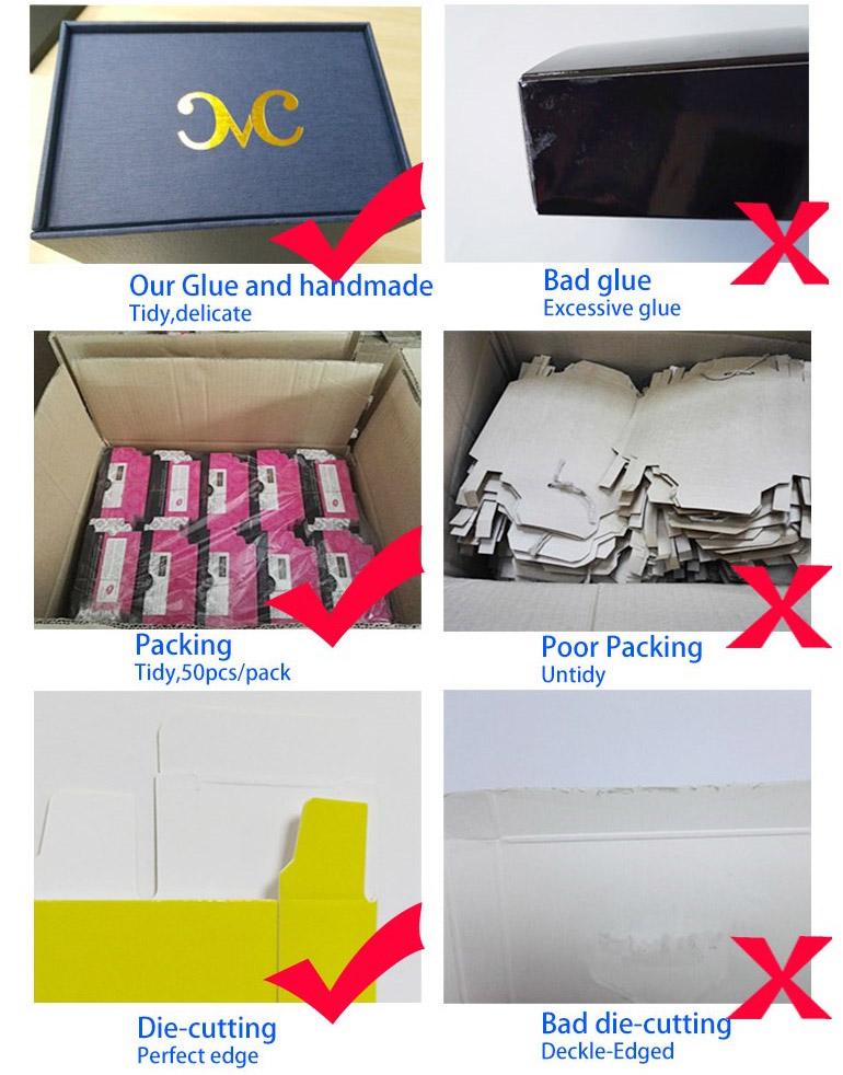 Customized Lipstick Paper Box