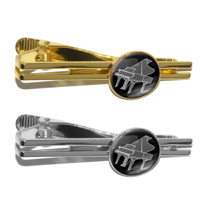Piano Player Instrument Music Clip Clasp