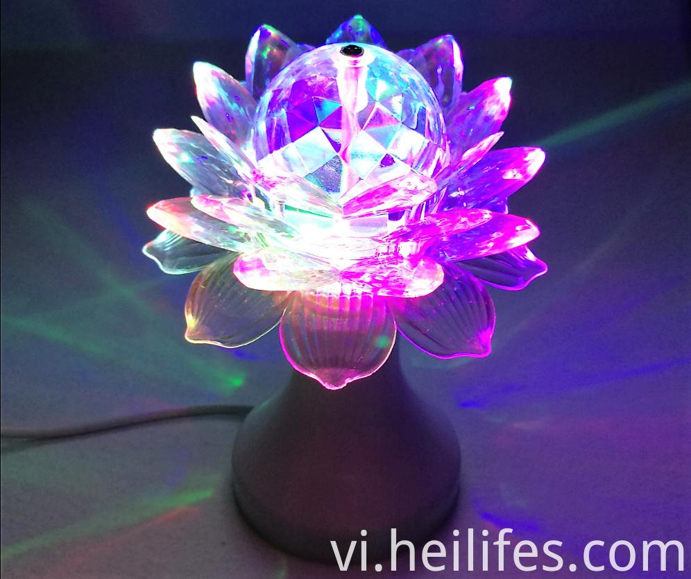 Light Toys for Gift of Lotus