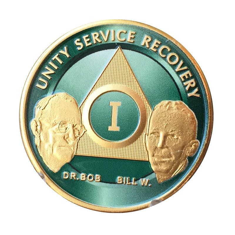 Founders Medallion Coin
