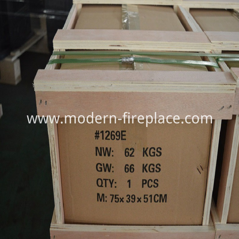 Cheap Wood Heaters Packaging