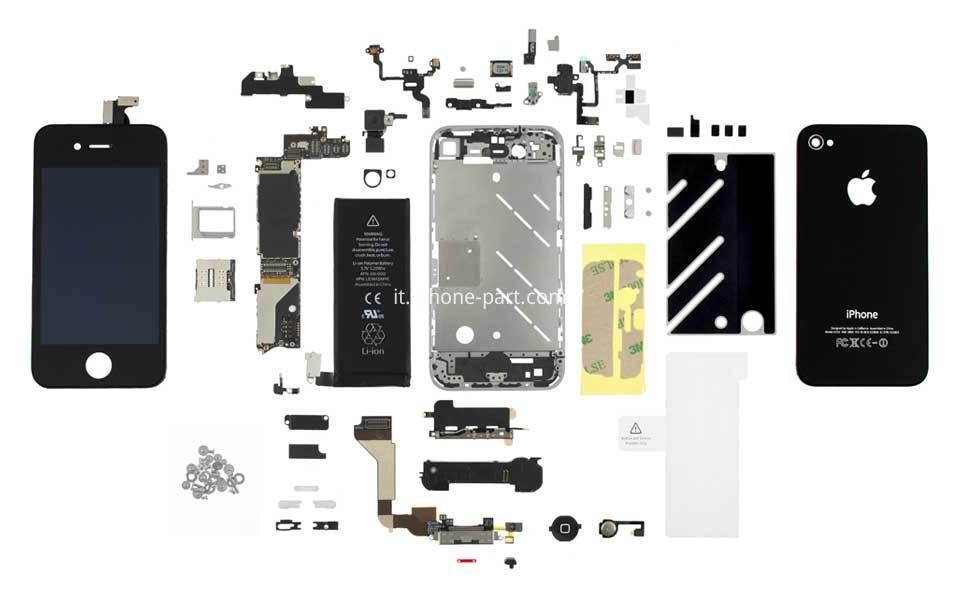 iPhone 4S parts