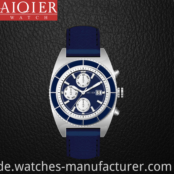 316 Staibnless Steel Sports Watch
