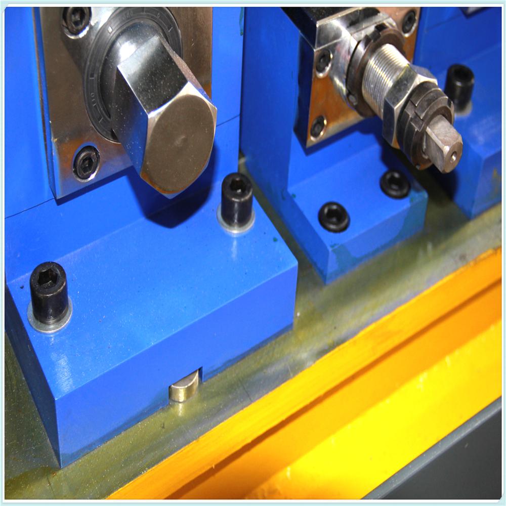 welded pipe machine 24