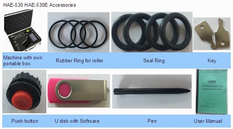 HAE-530 Accessories