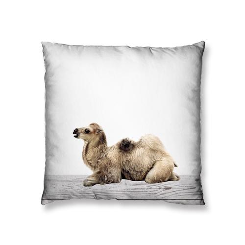 baby camel design cushion
