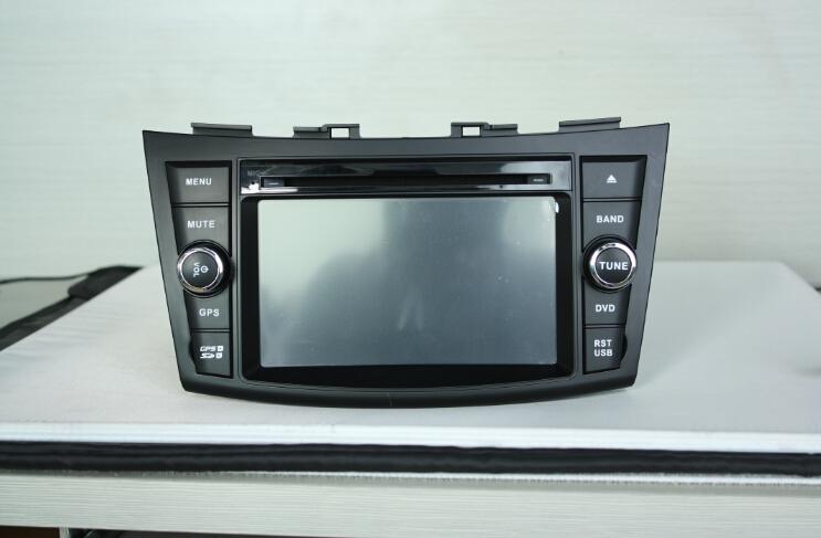 Suzuki SWIFT 2011-2012 car dvd player