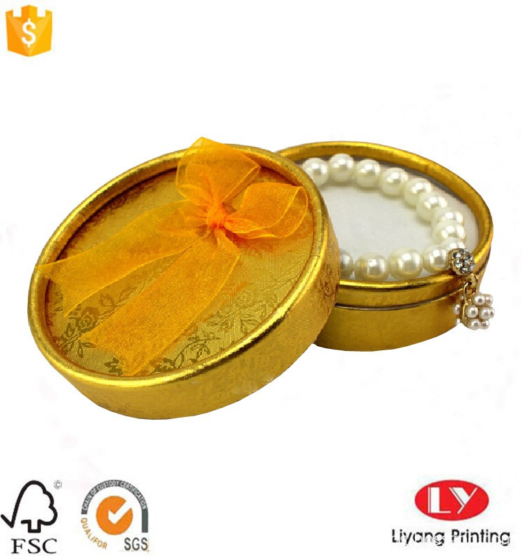 necklace paper box
