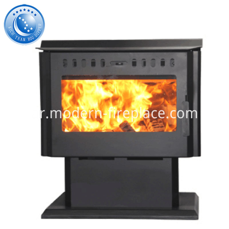 Wood Burning Fireplaces With Fan