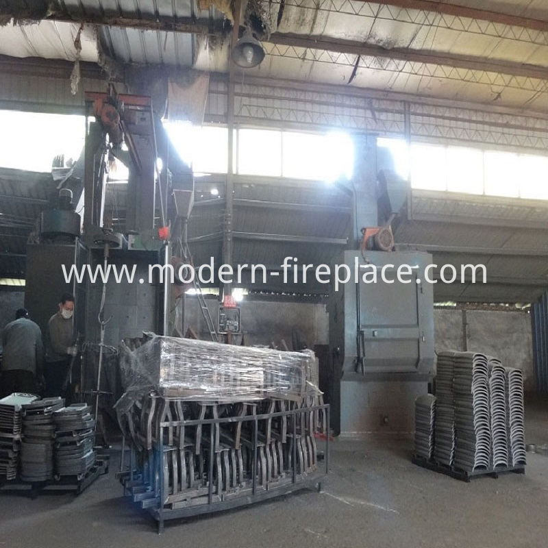 Buy Wood Stoves In Factory Workshops