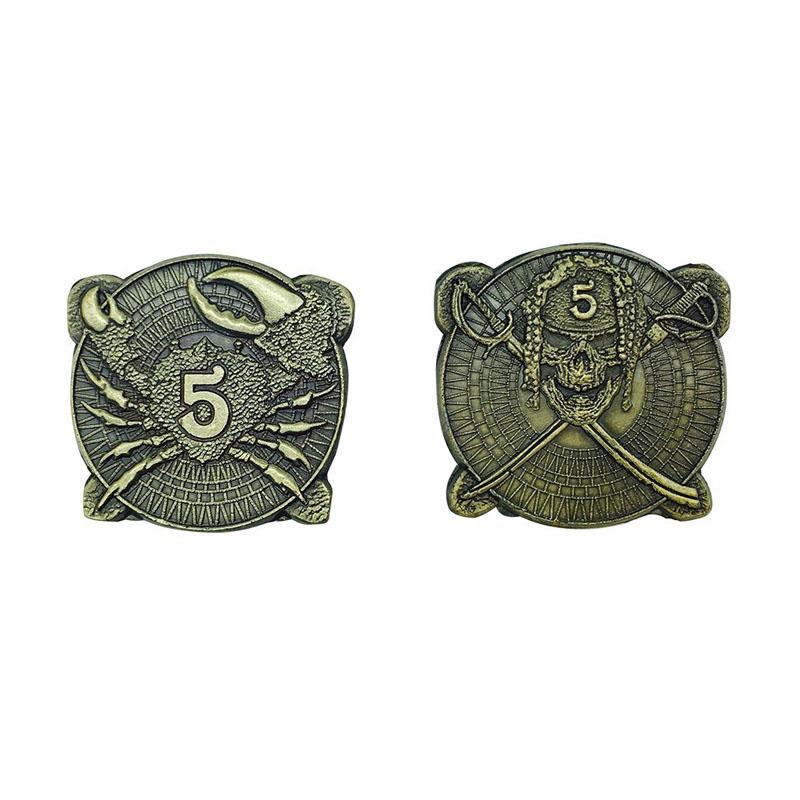 Metal Adventure Coin