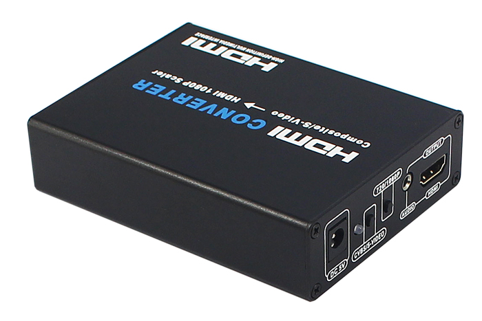 Composite to HDMI Converter