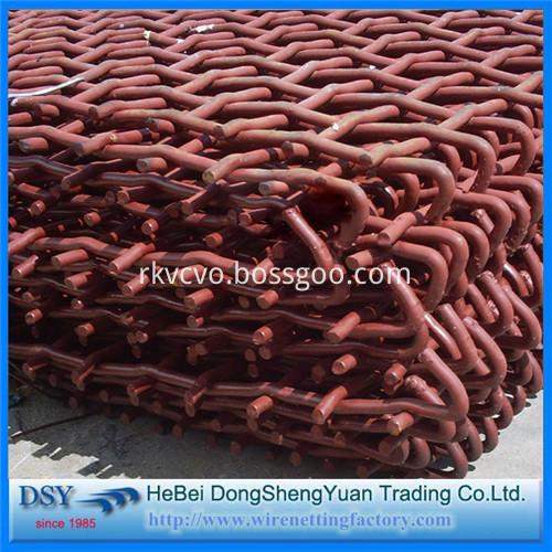 China Messing-Kupfer quetschverbundener Maschendraht für Verkäufe ...