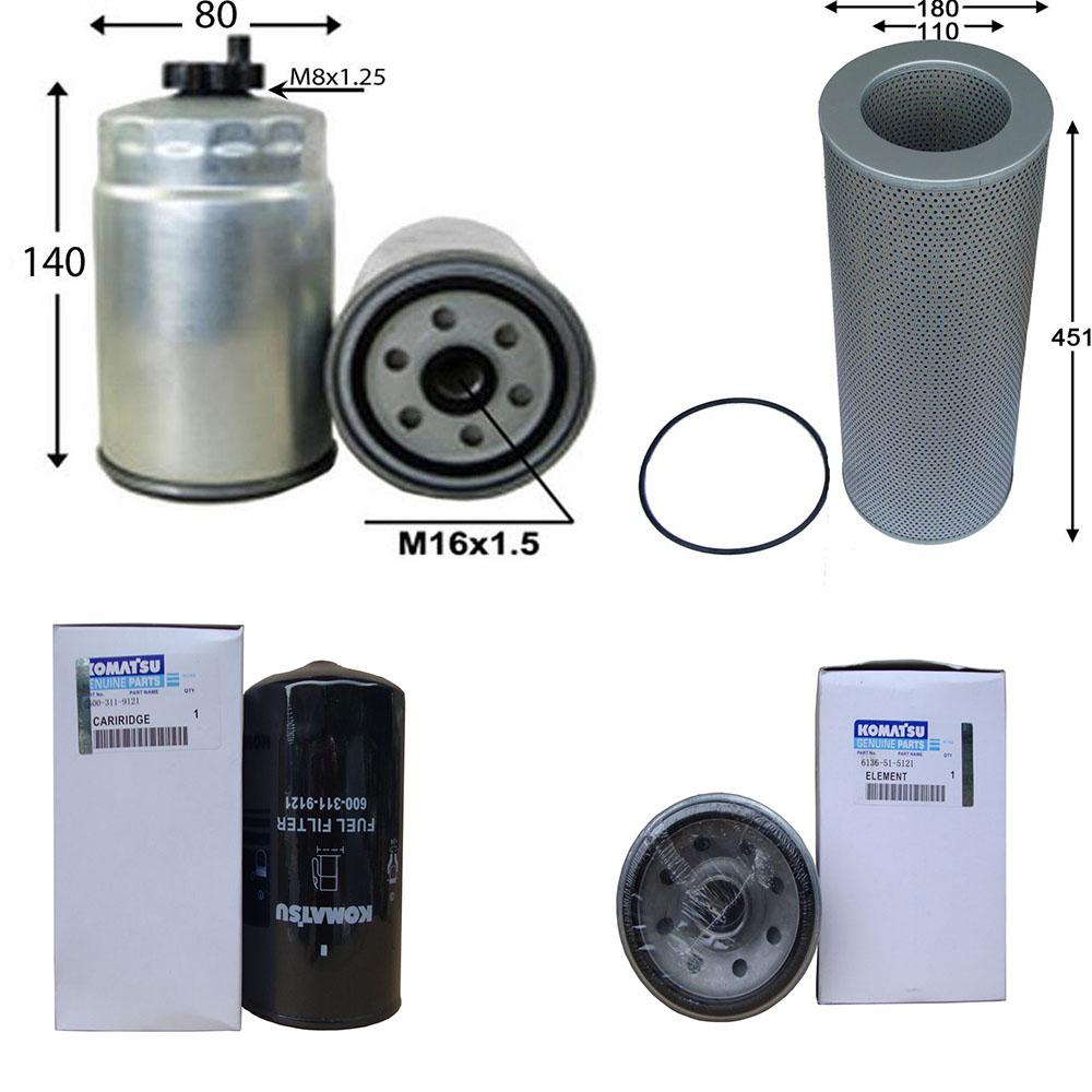 Loader Fuel Filters