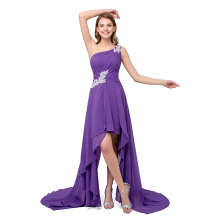 A-Line/Princess Chiffon Sweep Train Stores for Bridesmaid Dresses