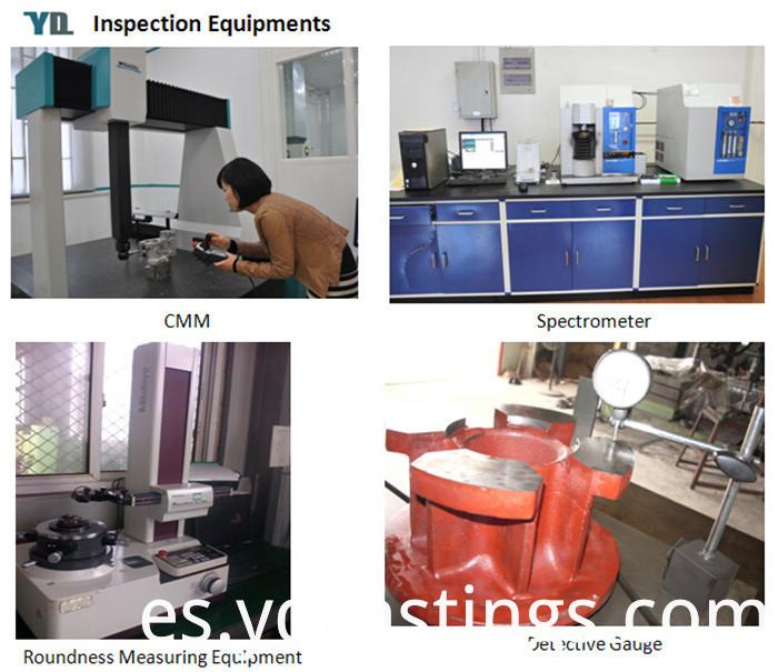 Inspection Equipments