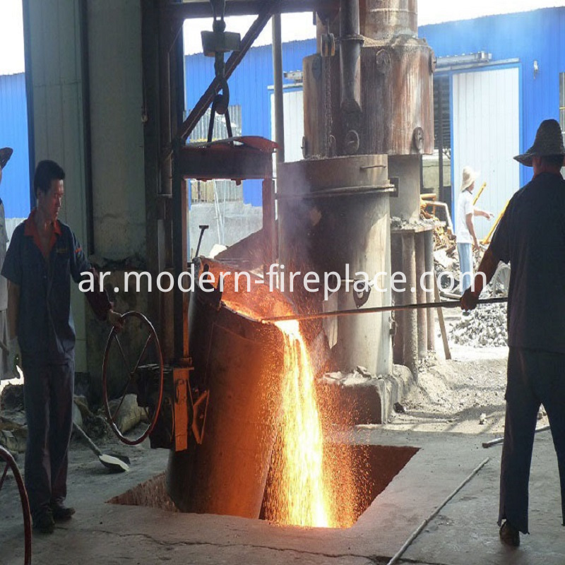 Fireplace For Wood Burner Production