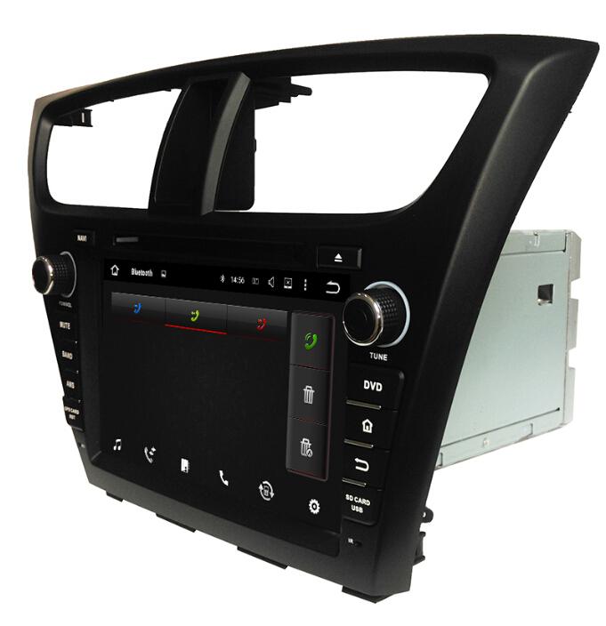 Honda Car Multimedia GPS Player