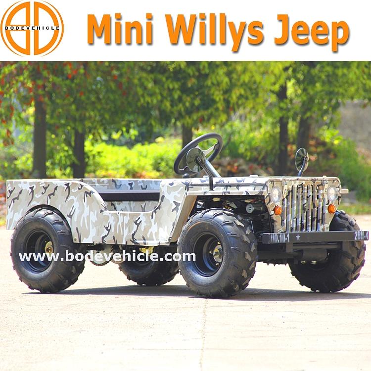 mini jeep-willys