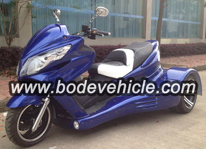 300cc reverse trike