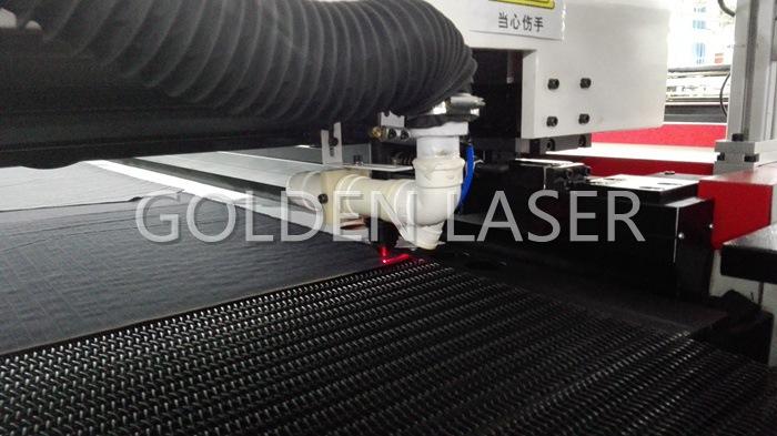 laser garment cutter machine factory