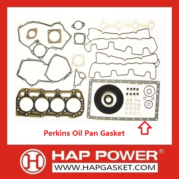 Perkins Engine Oil Pan Gaskets