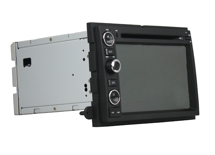 Android Ford Fusion Explorer car dvd player