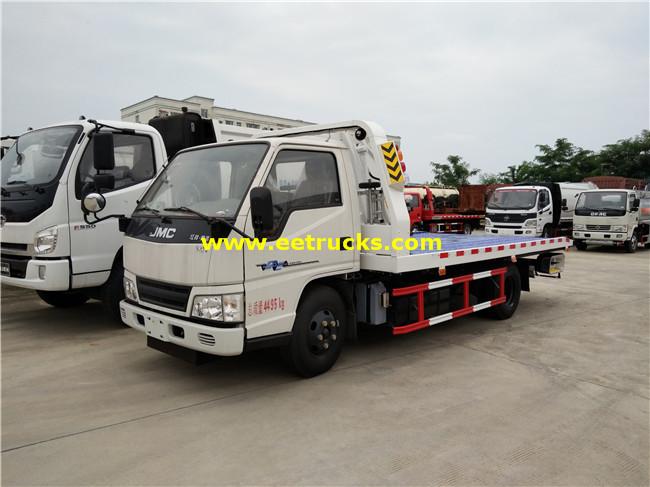 Light Duty Road Wrecker Vehicles