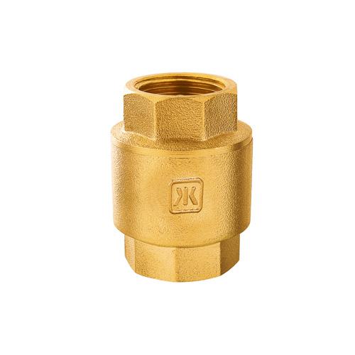 J405 brass check valve
