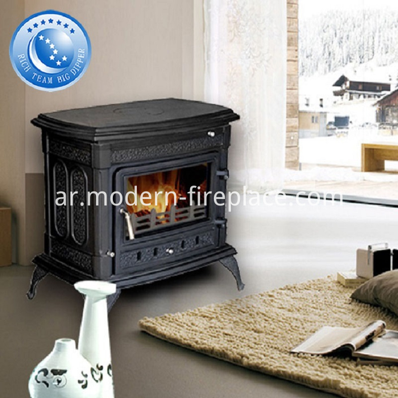 Country Wood Fire Stoves Factory Production