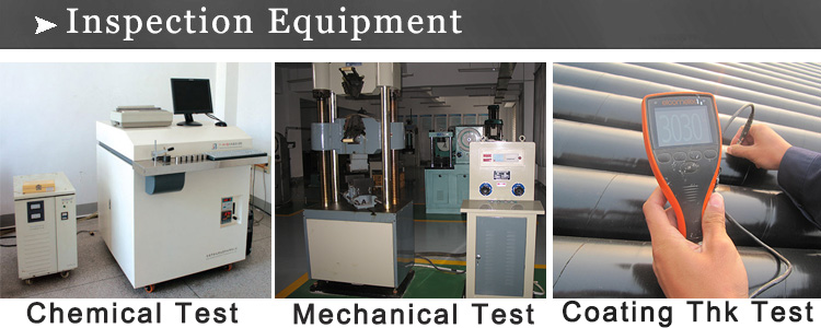 coated inspection equipment