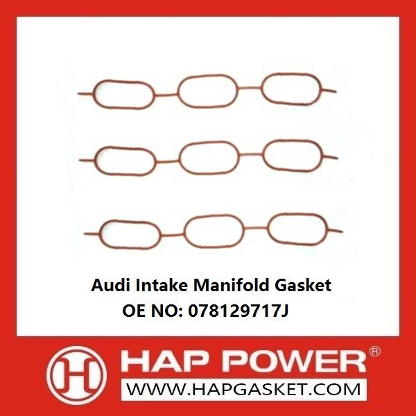 HAP500014 Audi Intake Manifold Gasket 078129717J