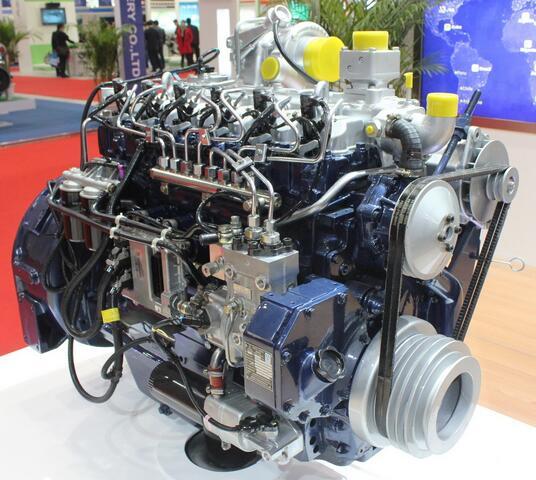 WP6 engine