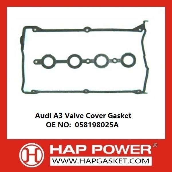 HAP200026 Audi A3 valve cover gasket 058198025A