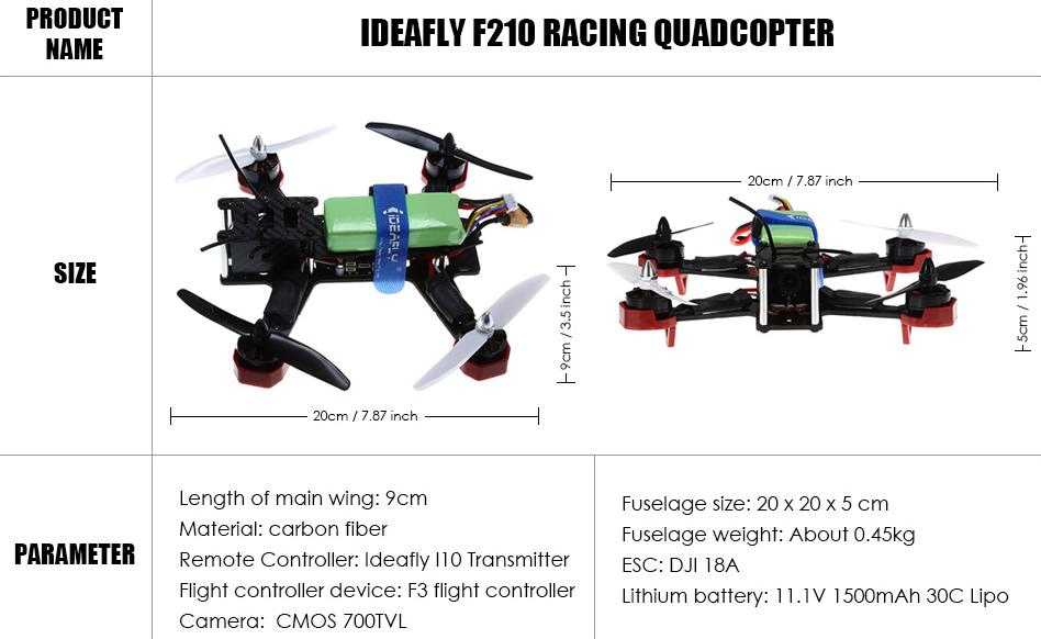 210 Racing Drone