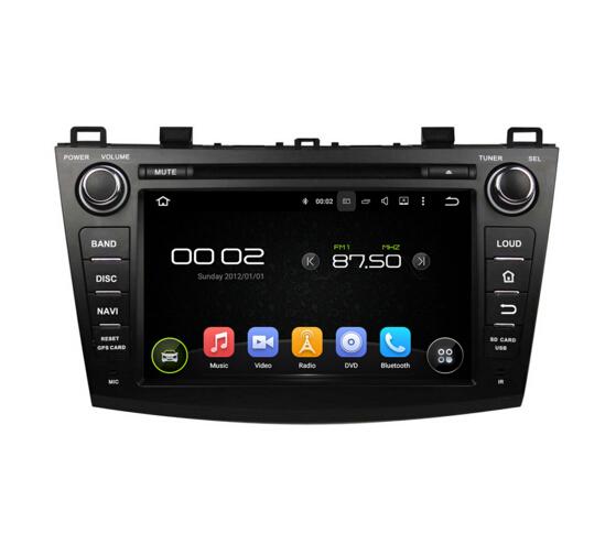 Mazda 3 2009-2012 Car DVD Player