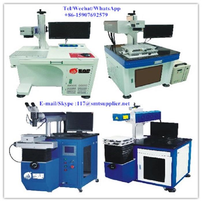 Lasre marking machine(Fiber,UV,CO2)